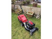 Mountfield Petrol lawn mower lawnmower serviced