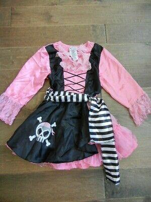 Disney Pirate Princess Costume (DISNEY PARKS authentic girls Pirates Caribbean princess costume dress, XL)