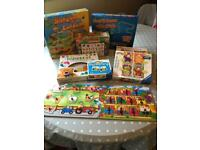 Kids games and puzzles