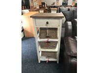 Brand new unit-drawer-3wicker baskets