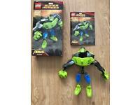 Lego Super Heroes Hulk