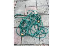 Free hose pipe