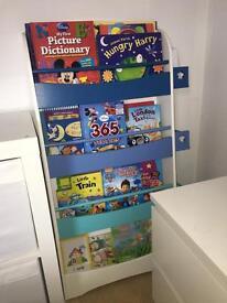 Boys book case