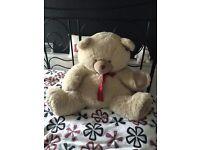 Teddy bear soft toy Very Big