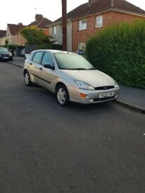 Ford foucs 1.6 ltr petrol 90.000miles, service history, two previous owners, recent mot.