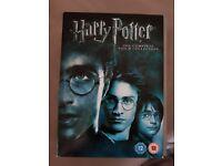 Harry Potter dvd completen boxset