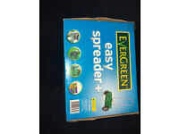 evergreen easy spreader- never used