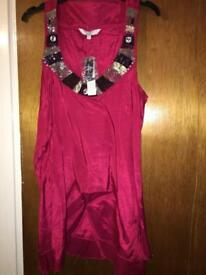 Brand New with tags dress/top Size 14
