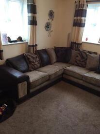 Good quality Corner sofa