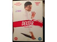 Dexter series one DVD used
