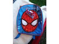Spiderman Rucksack