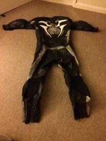 Men's motorcycle leathers uk size 48
