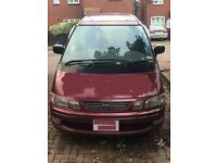 QUICK SALE VERY CHEAP 8 SEATER DIESEL CAR with MOT