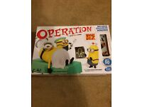 Minion Operation Game