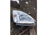 Honda Civic headlight