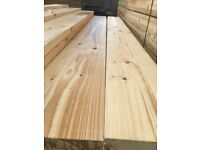 Untreated scaffold boards .....3 metre lengths