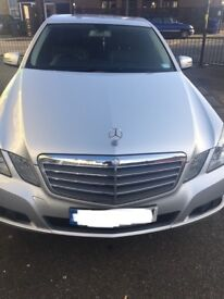 ercedes-Benz E Class 2.1 E220 CDI BlueEFFICIENCY SE 4dr EXCELLENT CONDITION