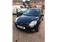 For sale Ford Fiesta ztech ex condition in side and out only selling as I'm upgrading