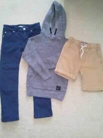 Boys Age 6 Next Clothes