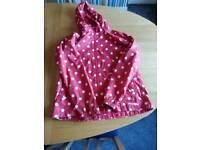 Girls Peter storm jacket 11--12 years