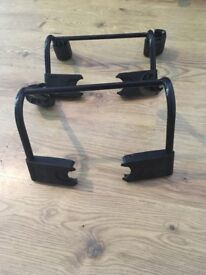 Car seat adapters for Mountain Buggy Duet