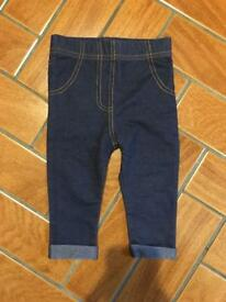 6-9 months Jeggings