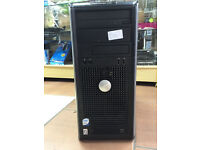 DELL OPTIPLEX 755 PC TOWER COMPUTER. WIN 7 2GB RAM , 3.00GHZ , ATI RADEON HD 1978 GRAPHICS