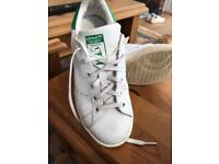 ADIDAS STAN SMITH GOOD CONDITION SIZE 4.5