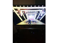 sony 42 smart led tv with remote