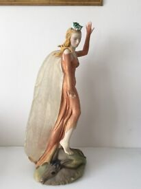 Large Limited Edition Titania Fairy By Soul Journeys