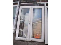 1490 x 2020 UPVC French Doors (USED)