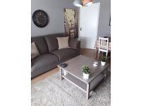 Hemnes coffee table 90cm x 90cm