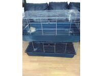 2 Guinea pig cages