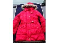 Age 9-10 M&S coat girls