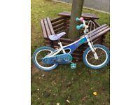 Disney 14inch Frozen Bike