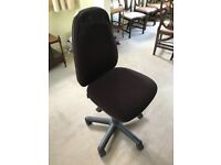 Office swivel chair. Good condition