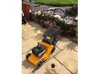Petrol Briggs & Stratton lawn mower