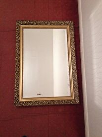 BEAUTIFUL STYLED MIRROR GOOD GOOD CONDITION