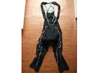 Endura MT500. Cycle bib shorts. Size Large. Black.