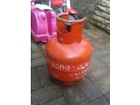 Empty BOC Propane Gas Bottle 4.7 KG Can be refilled at BOC rotherham for £15