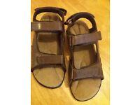 New Debenhams mens summer sandals