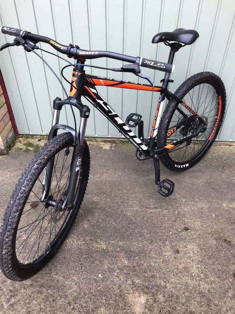 Scott Mountain Bike 2017 Mtb In Bradwell Norfolk Gumtree