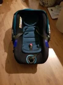 Jane travel system- turquoise