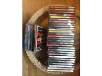 Job Lot of 36 UNCUT/MOJO CD's. Lennon/Stones/Clash/Nick Cave/Velvet Underground.