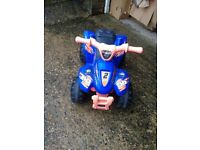 Childs quadbike (up to 4 years old)