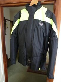 Merlin Motorcycle Jacket and Trousers, Armour, matching
