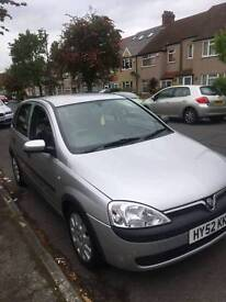 Vauxhall Corsa 1.0 16v