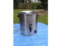 Baby Burco Boiler 18 liters, Sterilising, Brewing, Beetroot, Shellfish, Honey More FREE DELIVERY