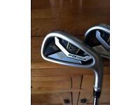 Wilson fg f5 tour irons (4-pw)
