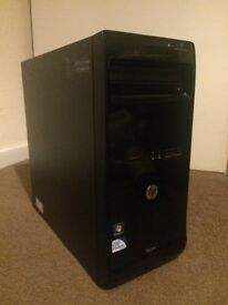 Desktop PC, Core2Duo, 4GB Ram, 320GB Hdd, Windows 10
